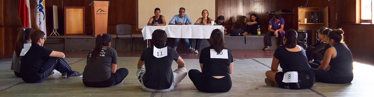 Resultado Audiciones Ballet Folclórico de Puente Alto BAFOPAL.