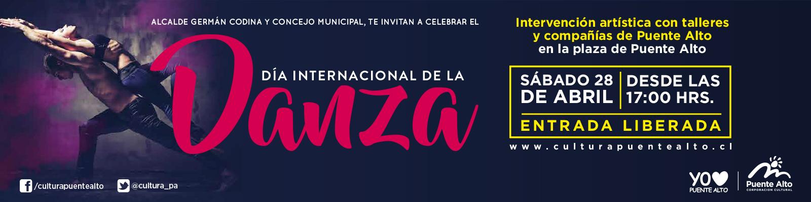 Celebremos juntos el Día Internacional de la Danza.