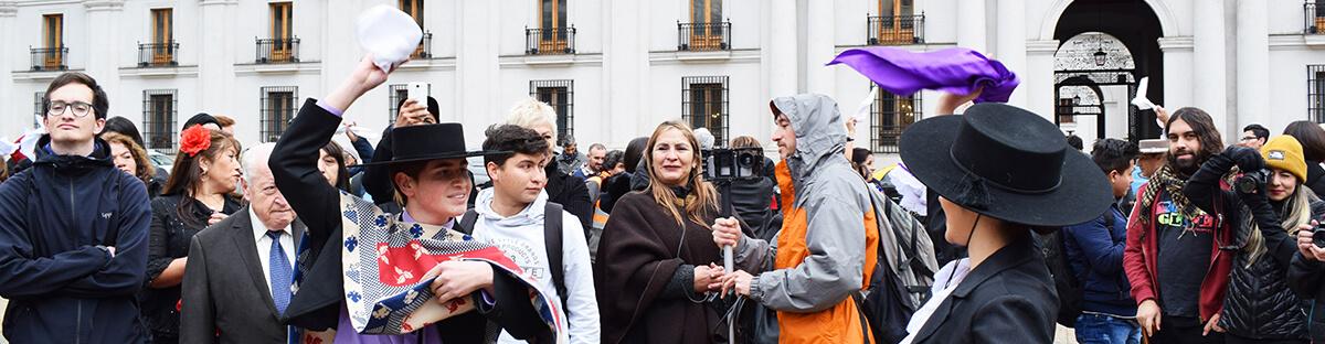 BAFOPAL participó en la celebración del Día Nacional del Cuequero.