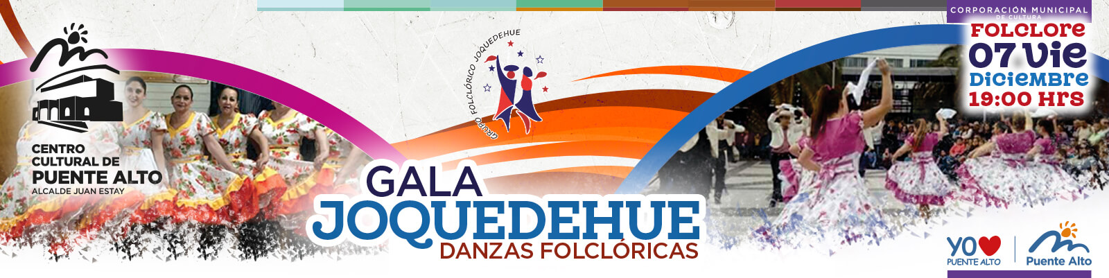 Gala Grupo Folclórico Joquedehue 2018.