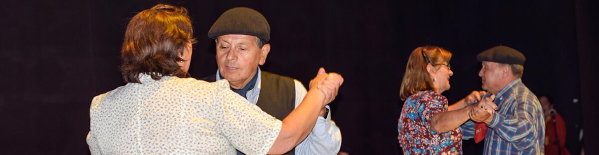 Villancicos a la Chilena se realizó por primera vez en el Centro Cultural de Puente Alto.