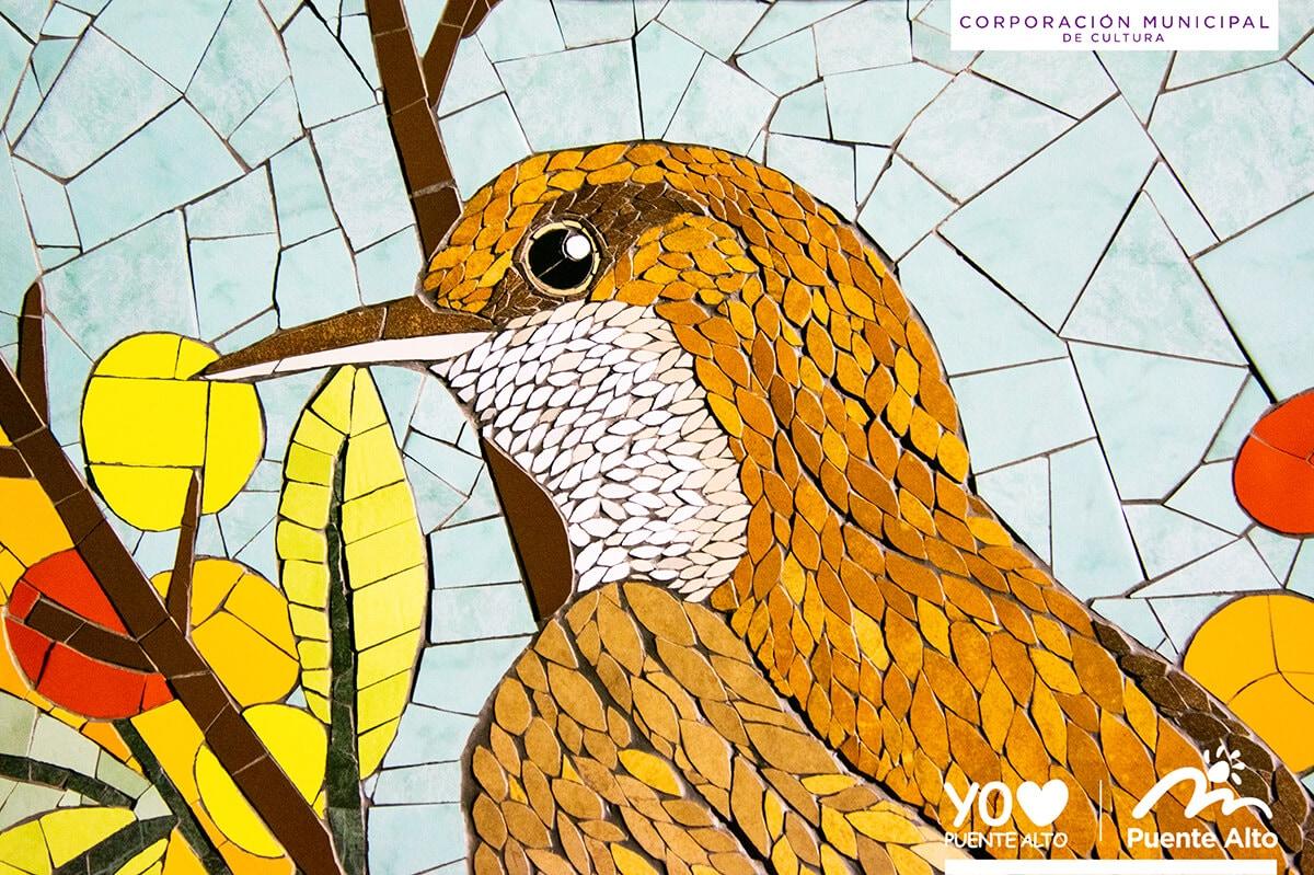 Conoce el nuevo mosaico de Puente Alto.