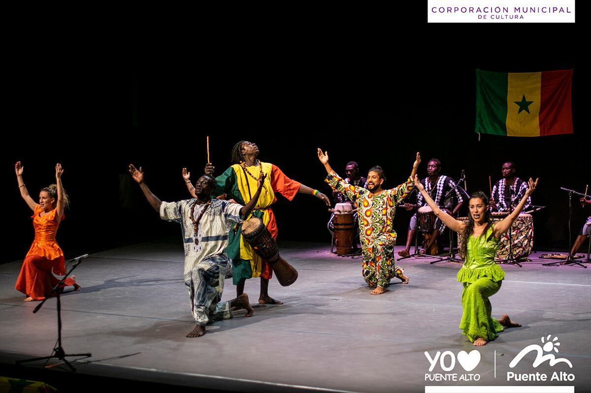 Con cinco montajes conmemoramos el Día de la Danza en Puente Alto.