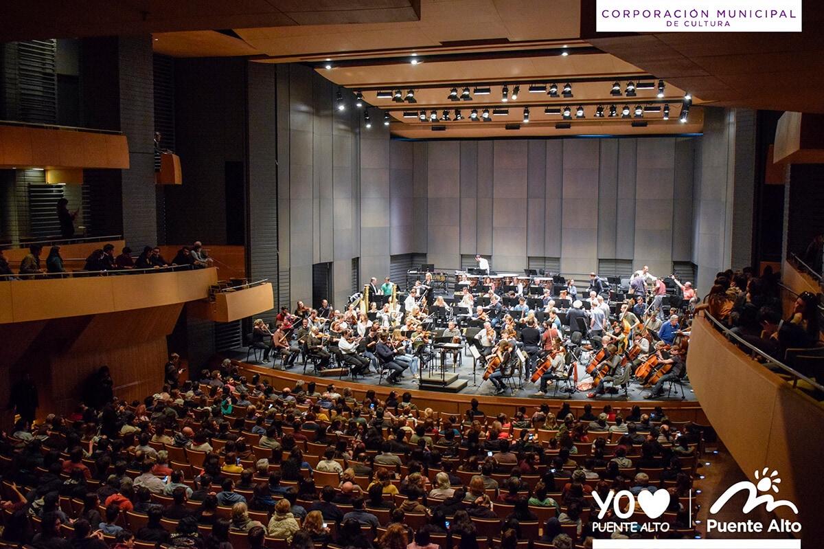Alumnos de nuestros Talleres y Orquesta participaron en Ensayo Abierto de la Orquesta Sinfónica de Londres.