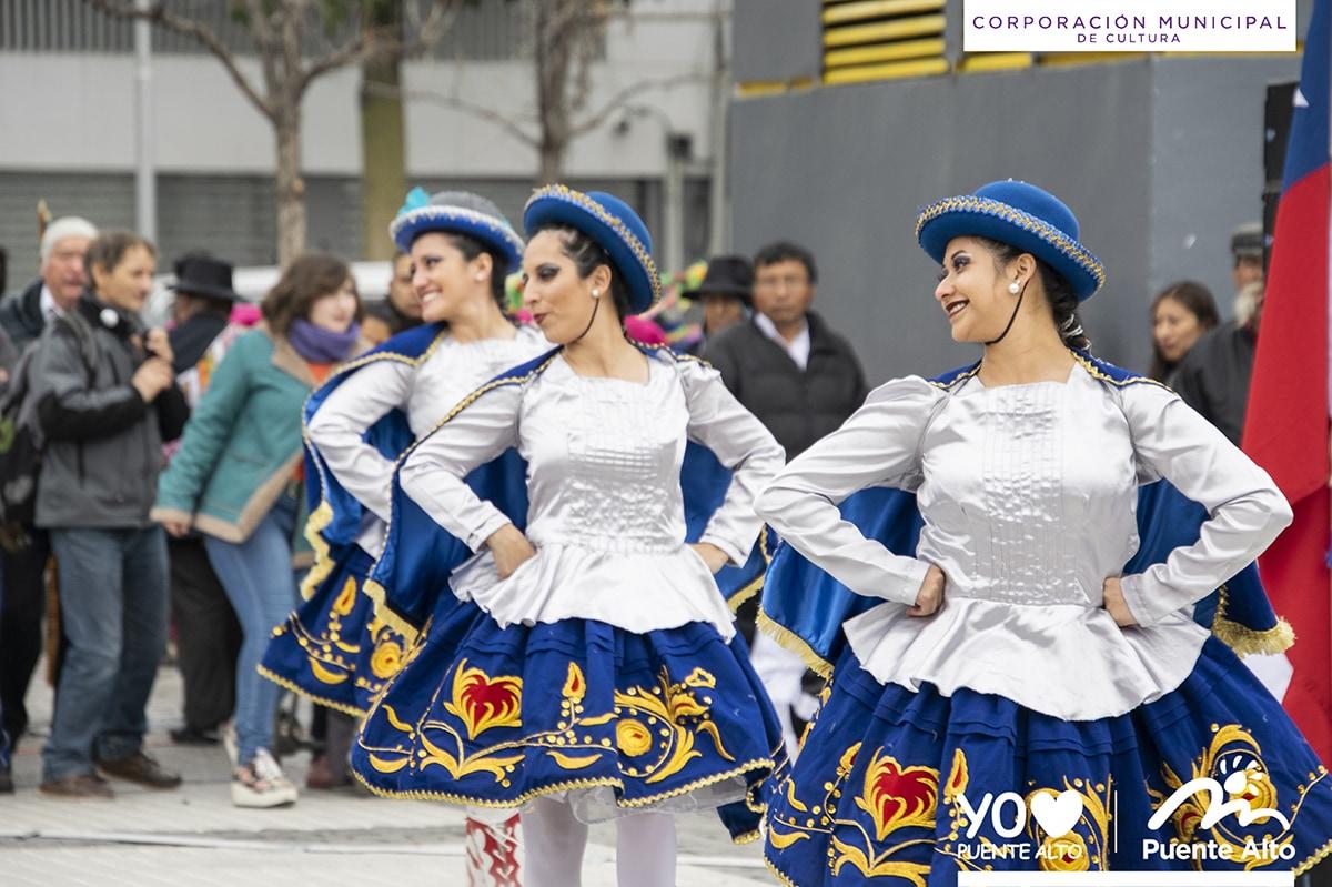 Con música en vivo y danzas típicas celebramos el Día Internacional del Folclore.