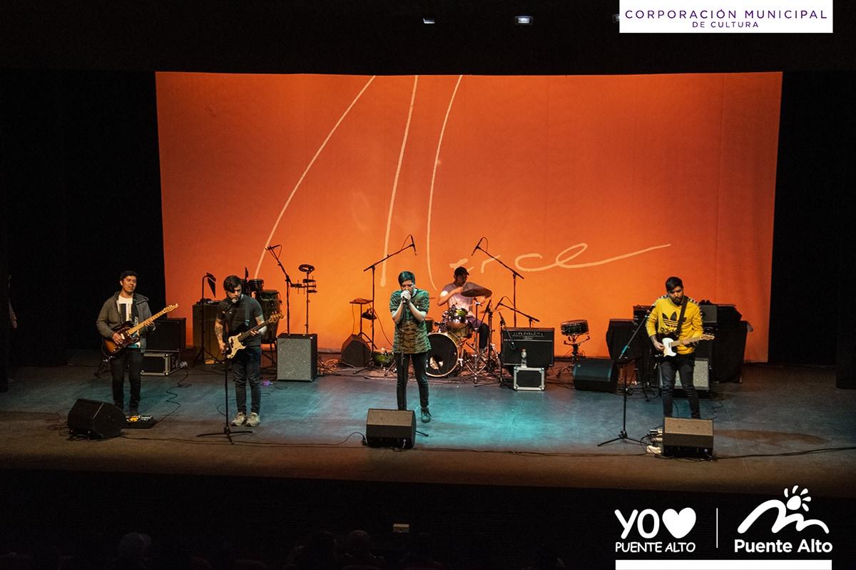 Junto a bandas locales celebramos el Día del Rock Chileno