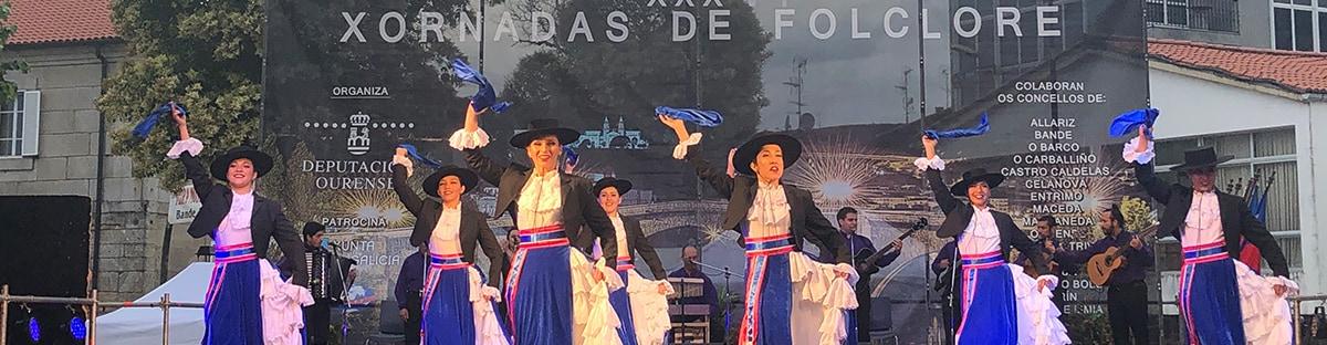BAFOPAL se presentó exitosamente en distintas localidades de España.