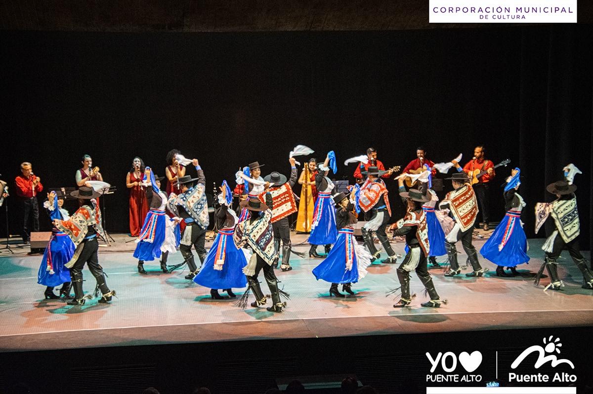 """Con """"Danzando a Nuestra Patria"""", celebramos las tradiciones de nuestro país."""