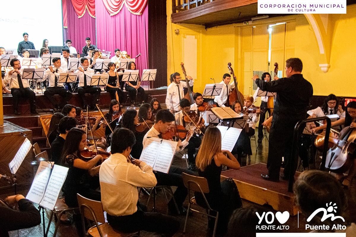 Exitosa presentación de nuestra Orquesta en el Primer Ciclo de Conciertos Belén Educa.