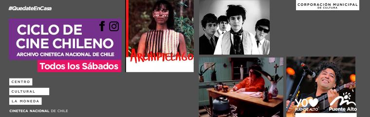 Este mes la Cineteca Nacional lleva a nuestros hogares cine, documentales y música