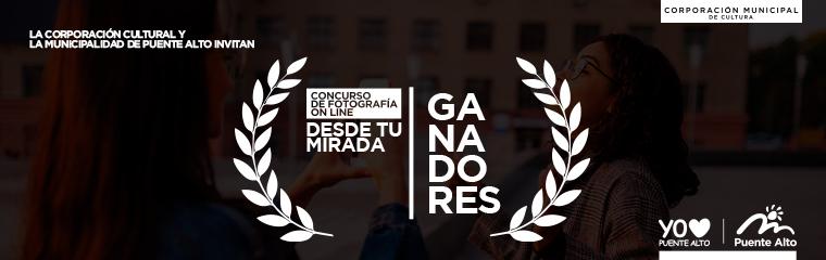 """Felicitamos a los ganadores de nuestro Concurso """"Desde tu Mirada"""""""