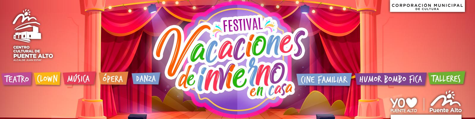 Vacaciones entretenidas en Puente Alto
