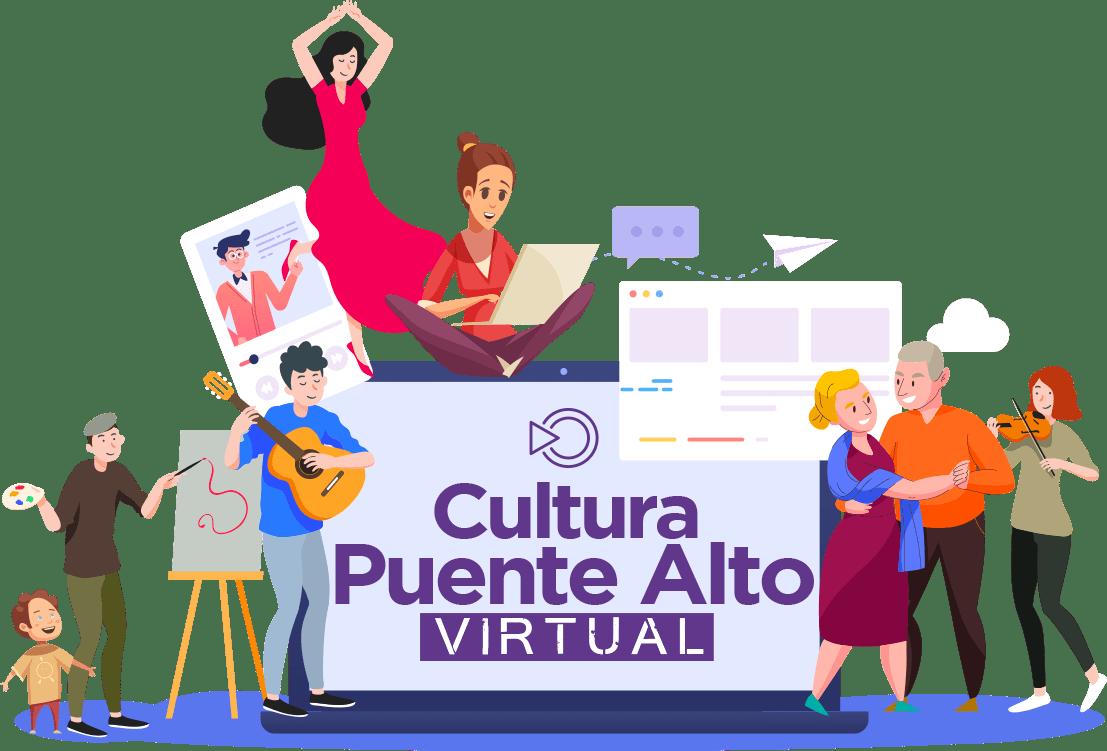 Cultura Puente Alto Virtual